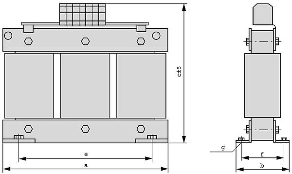 DSB Grafik - Sternpunktbildner