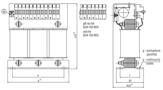 GD Grafik - Netzgerät, Stromversorgungsgerät