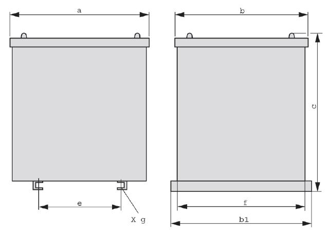 IP23 Grafik 2 - Stahlblechschutzgehäuse