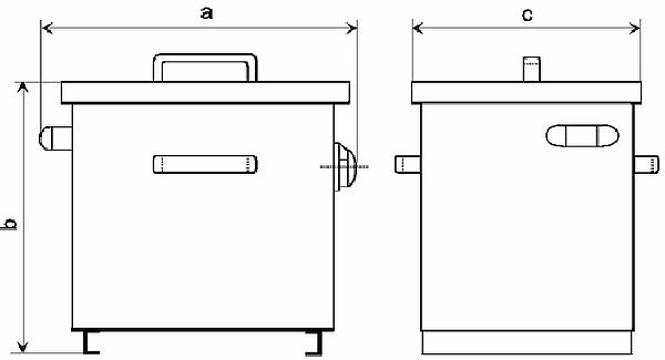 TT Grafik - Tragbarer Transformator